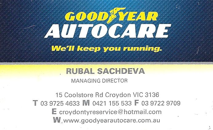 Good Year Autocare