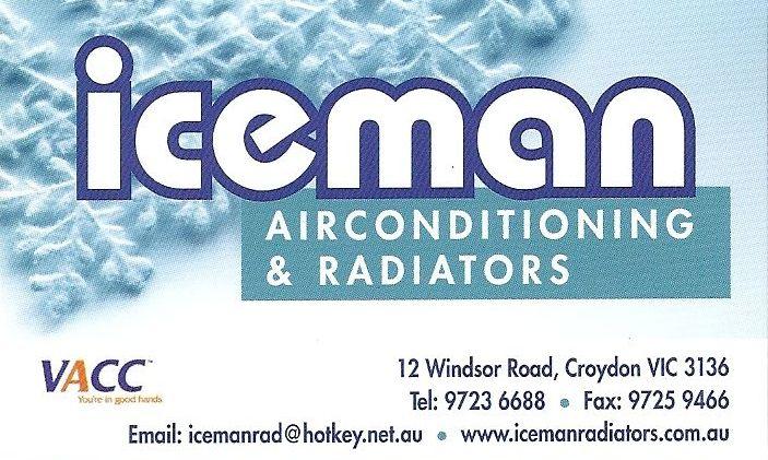 Iceman Radiators