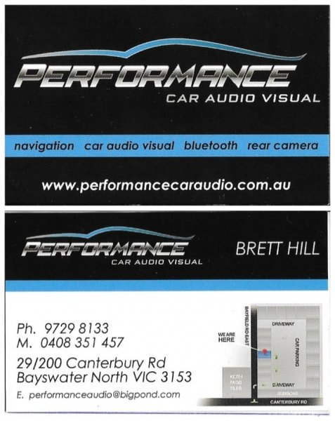 performance car audio